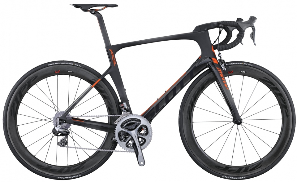 Велосипед Scott Foil Premium 2016