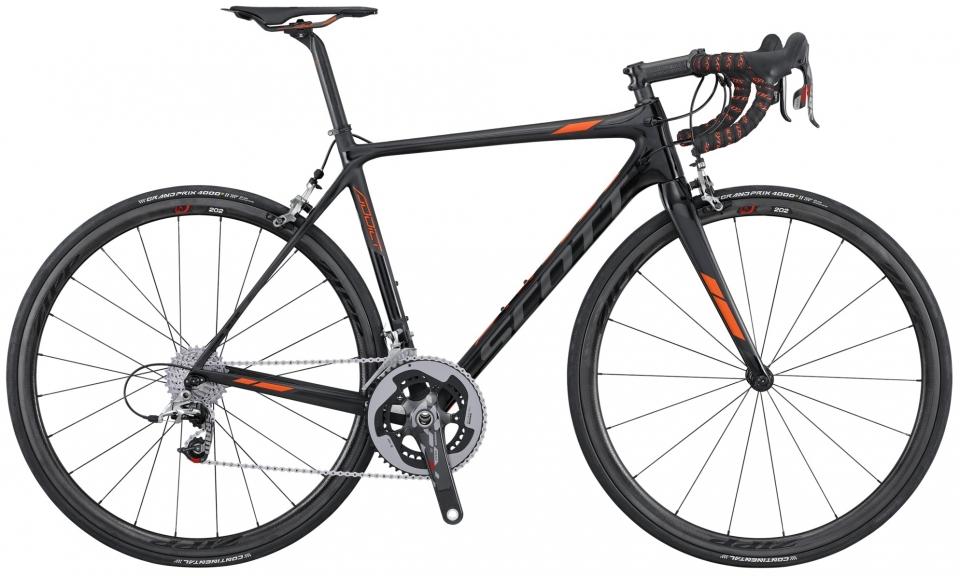 Велосипед Scott Addict SL 2016