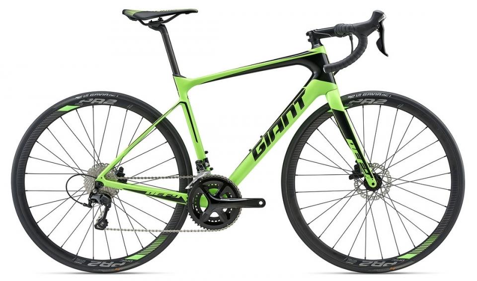 Купить Велосипед Giant Defy Advanced 2 2018
