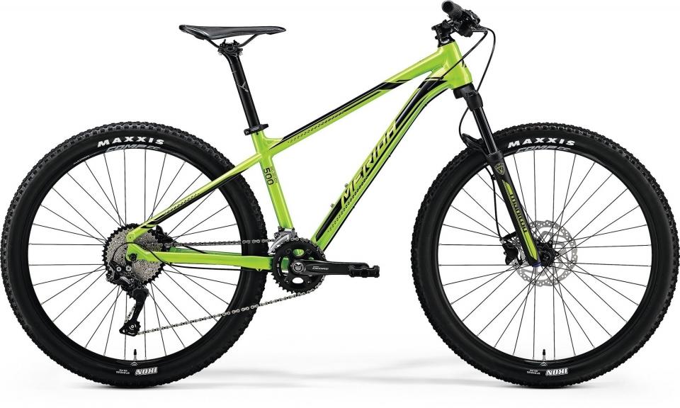 Купить Велосипед Merida Big.Seven 500 2018