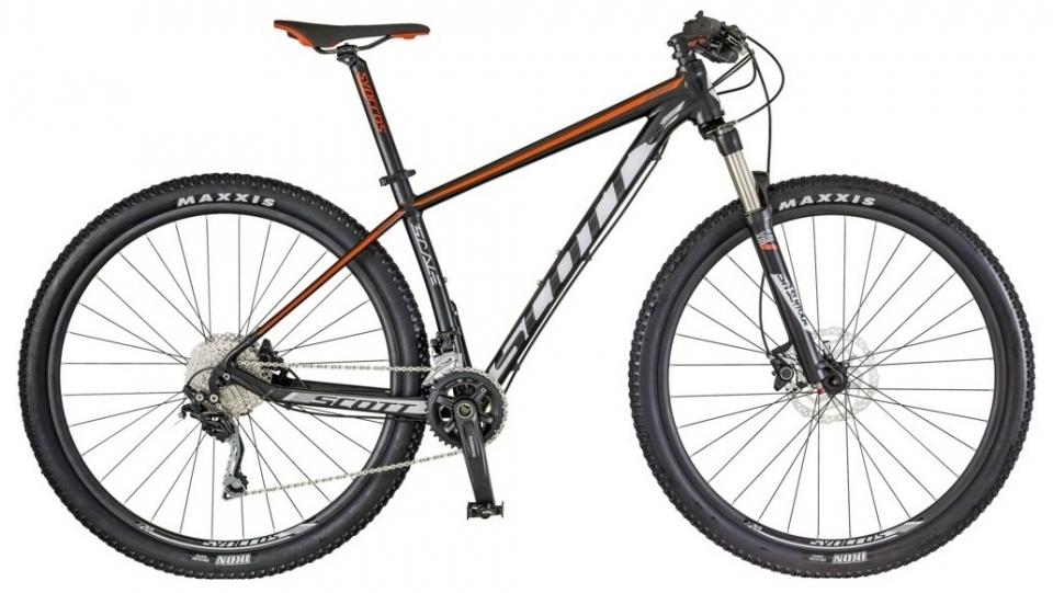 Купить Велосипед Scott Scale 990 2018