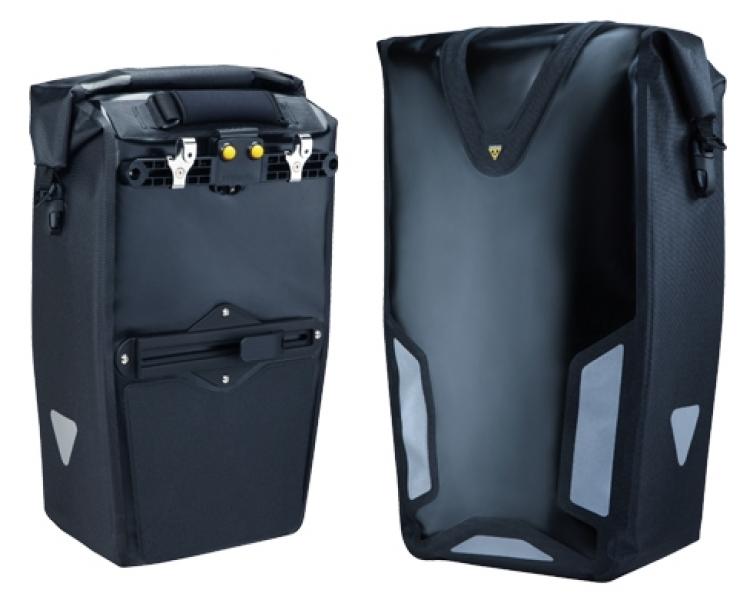 3a6c67f7c75a Аксессуар для велосипеда Topeak Сумка багажная боковая Pannier DryBag DX