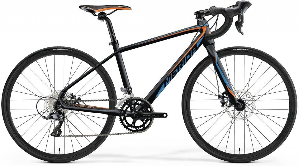 Купить Велосипед Merida Mission J.Road 2018