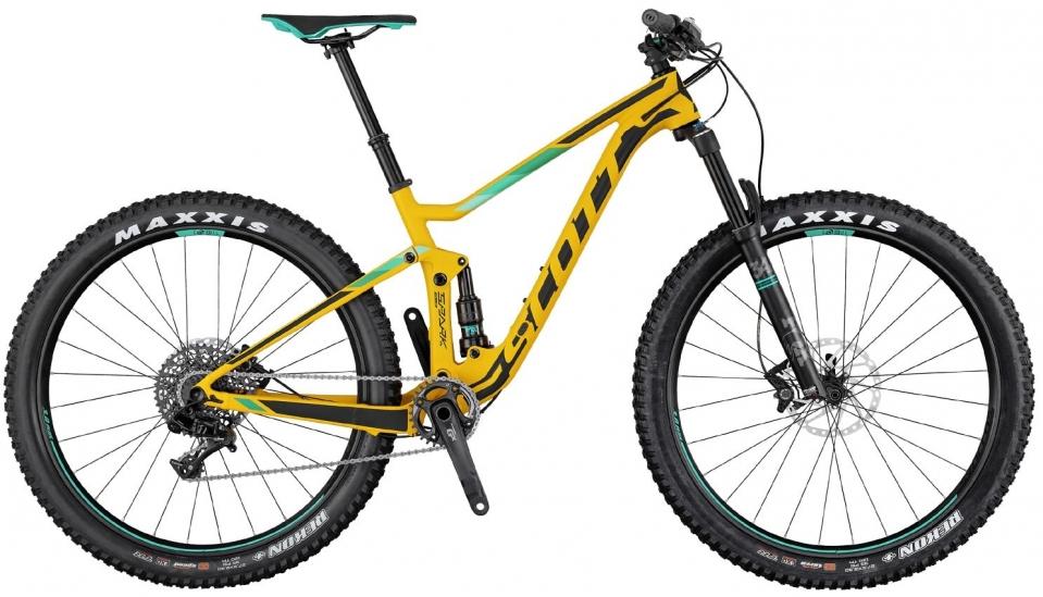 Купить Велосипед Scott Spark 720 Plus 2017