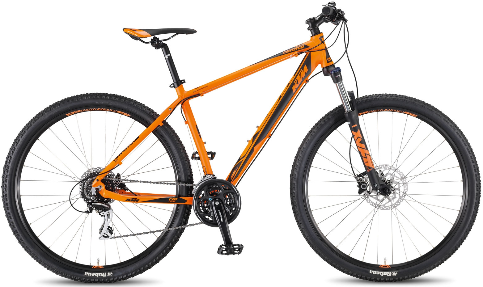 KTM Chicago 29.24 Disc H  (2017)