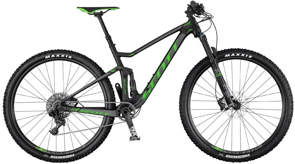 Купить Велосипед Scott Spark 945 2017