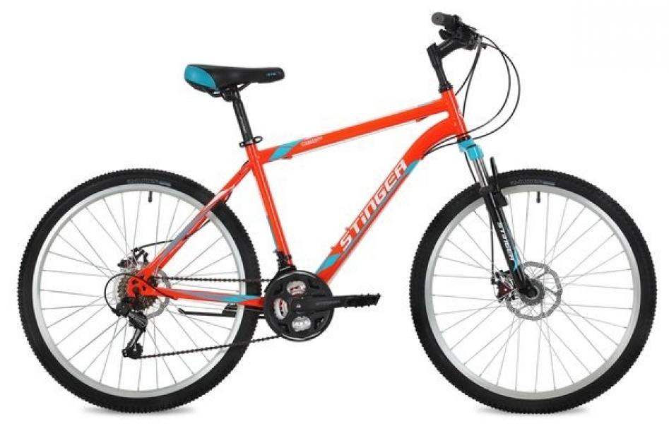 Купить Велосипед Stinger Caiman D 26 2018