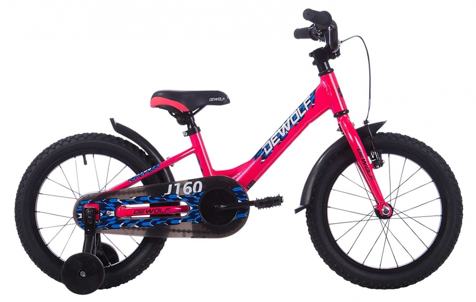 Купить Велосипед Dewolf J160 Girl 2018