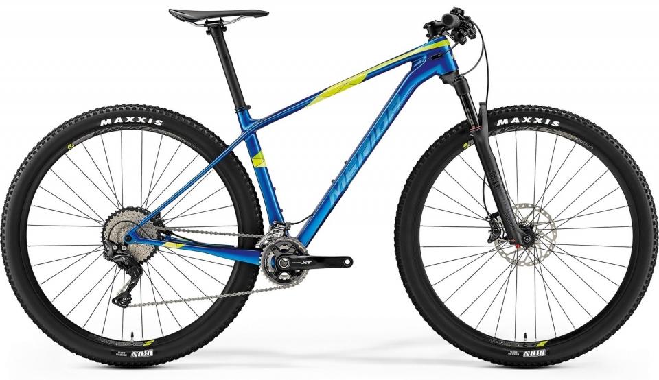 Купить Велосипед Merida Big.Nine XT 2019