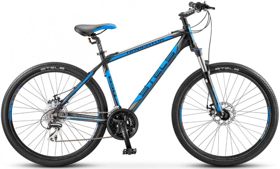 Купить Велосипед Stels Navigator 650 MD 27.5 V030 2018