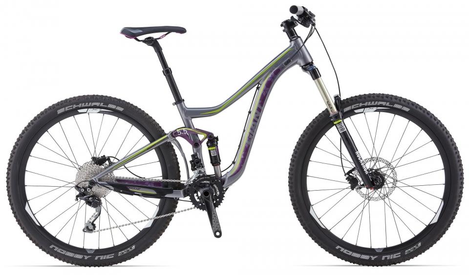 Купить Велосипед Giant Intrigue 27.5 2 2014