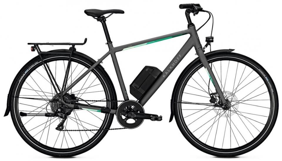 Купить Велосипед Kalkhoff Durban Move G8 2018