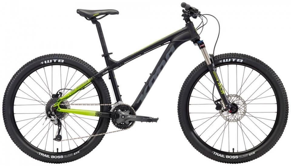 Купить Велосипед KONA Fire Mountain 2018