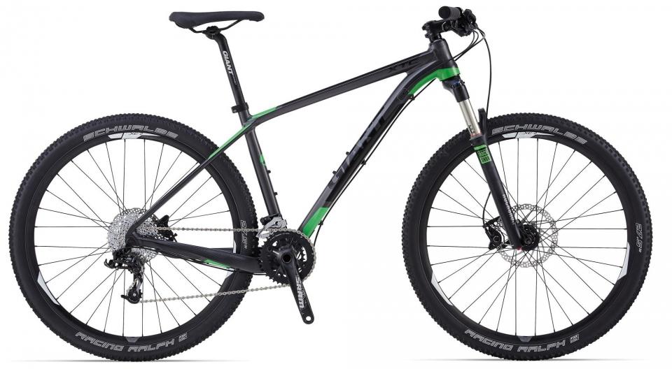 Купить Велосипед Giant XtC 27.5 1 2014