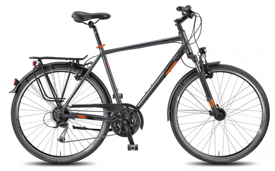 Купить Велосипед KTM Life Fun HE 2018