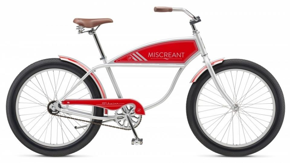 Купить Велосипед SCHWINN Miscreant 2017