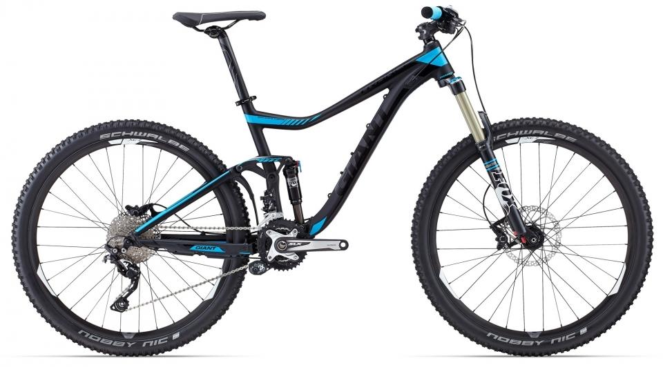 Купить Велосипед Giant Trance 27.5 2 2016
