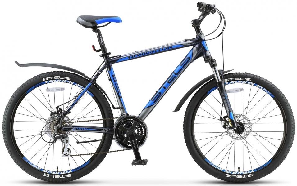 Купить Велосипед Stels Navigator 650 MD 26 V030 2017