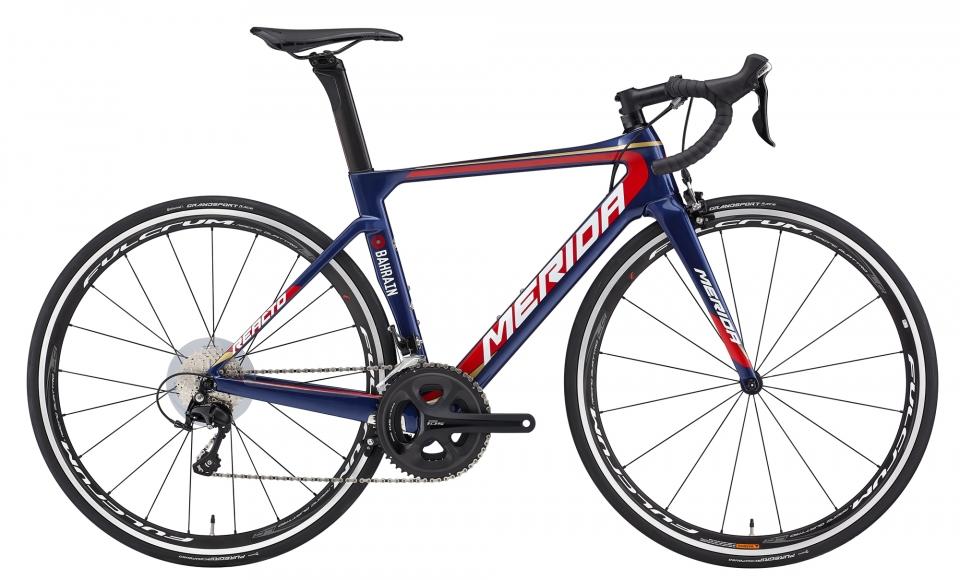 Купить Велосипед Merida Reacto 4000-TW 2018