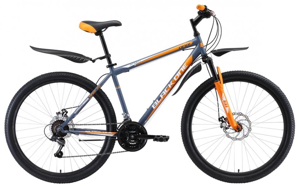 Купить Велосипед Black One Onix 27.5 D 2019