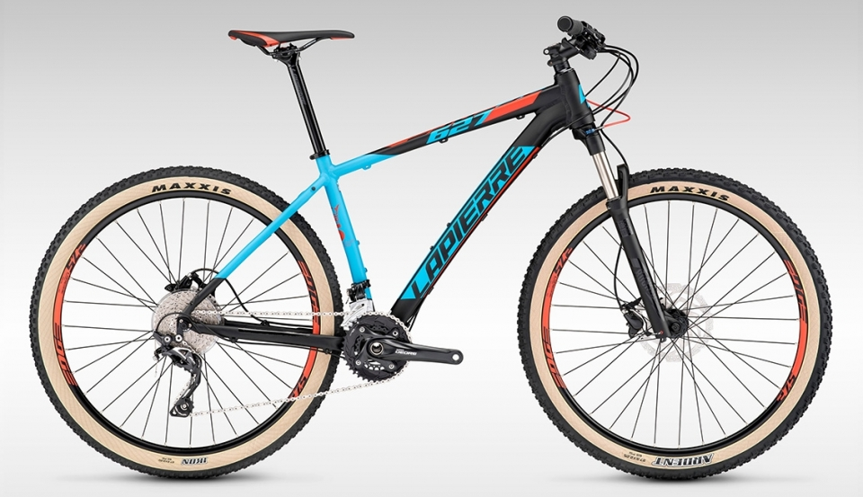 Купить Велосипед Lapierre Edge SL 627 2017