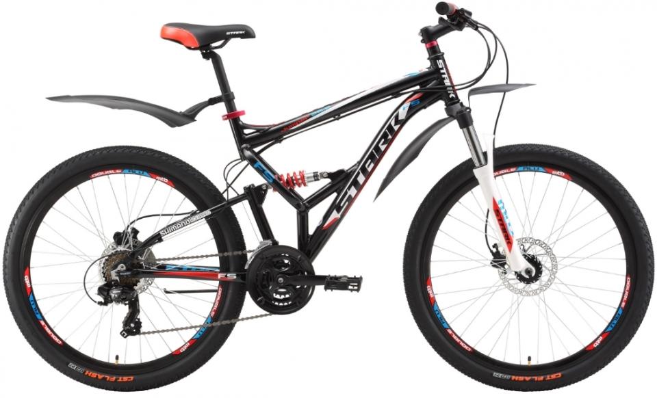 Купить Велосипед STARK Jumper 26.2 FS HD 2017