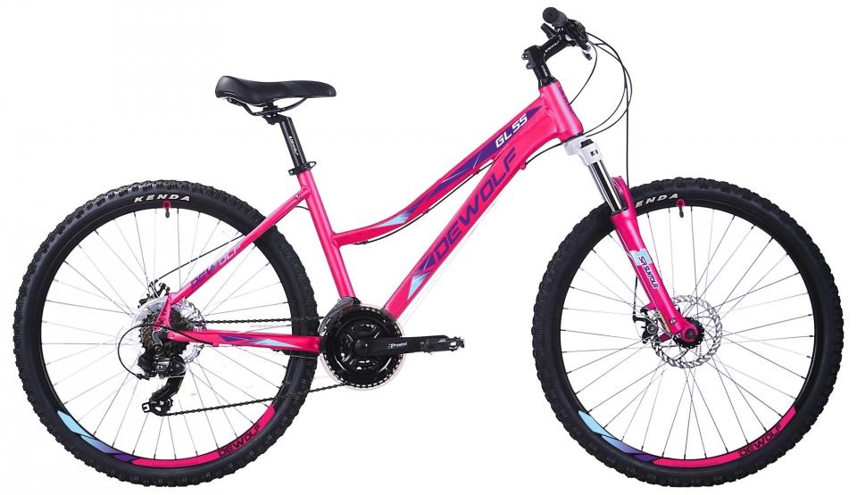 Купить Велосипед Dewolf GL 55 2017