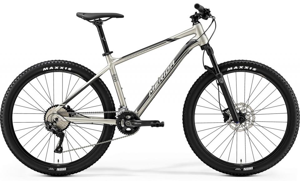 Купить Велосипед Merida Big.Seven 500 2019