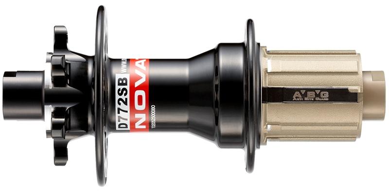 Novatec D772SB-12 36HX14GX12X142 (0)