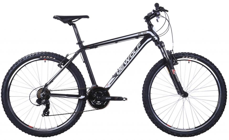 Купить Велосипед Dewolf GL 40 2017