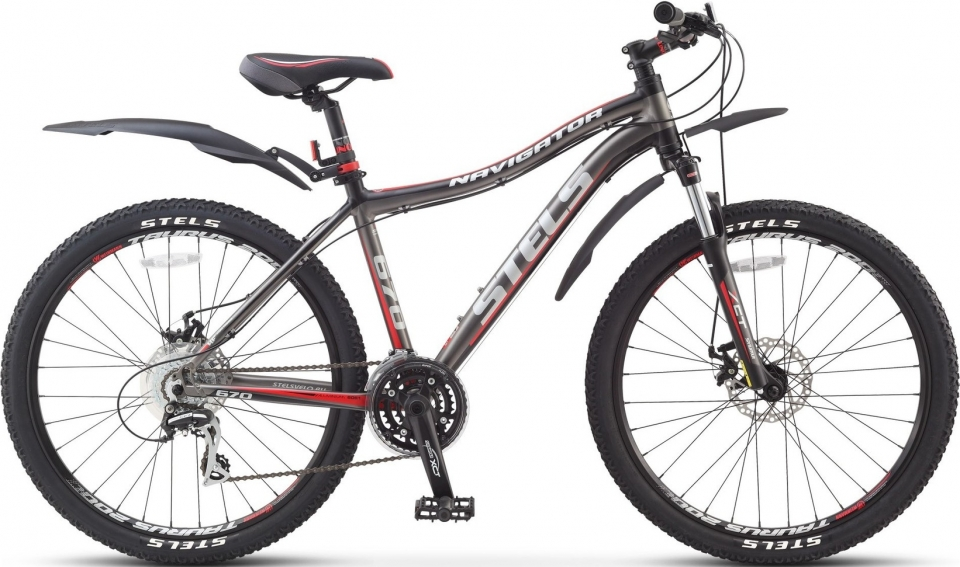 Купить Велосипед Stels Navigator 670 MD 2016
