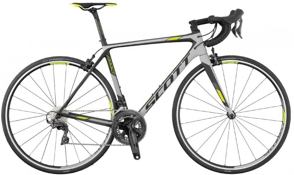 Купить Велосипед Scott Addict 10 2017