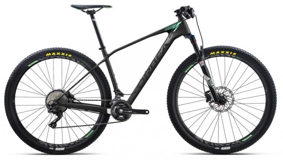 Купить Велосипед Orbea ALMA 29 M30-XT 2018