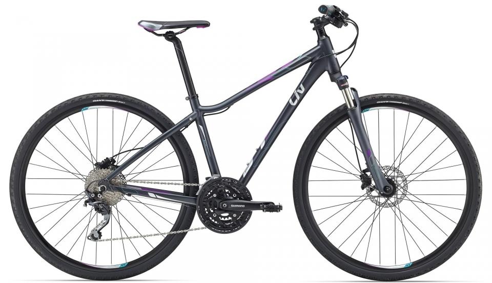 Купить Велосипед Giant Rove 1 Disc 2016