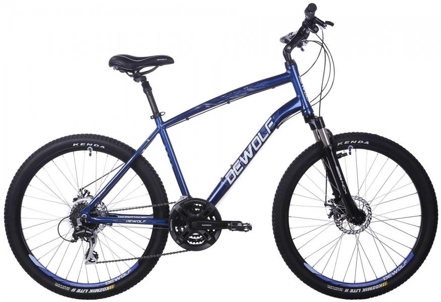 Купить Велосипед Dewolf PERFECT 2016