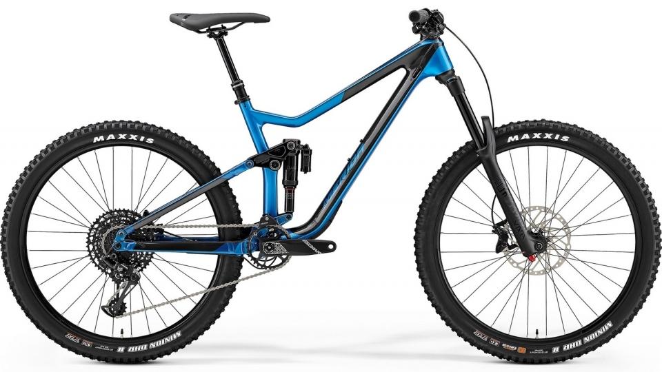 Велосипед Merida One-Sixty 4000  2019, цена 174422 рублей — магазин ALL-Bikes.ru