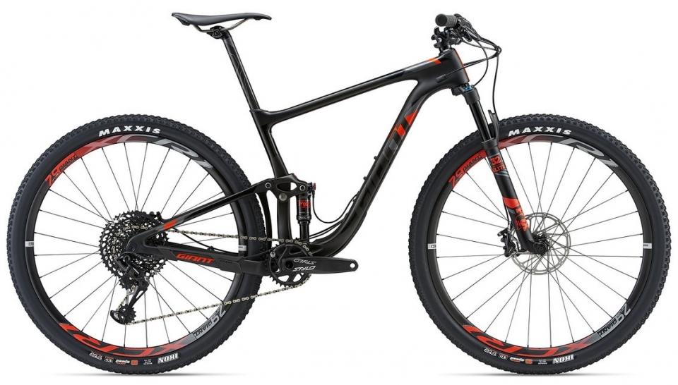 Купить Велосипед Giant Anthem Advanced Pro 29er 1 2018