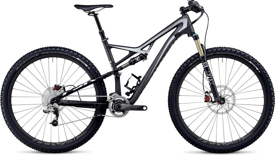 Specialized Camber FSR Expert Carbon 29 (2014)