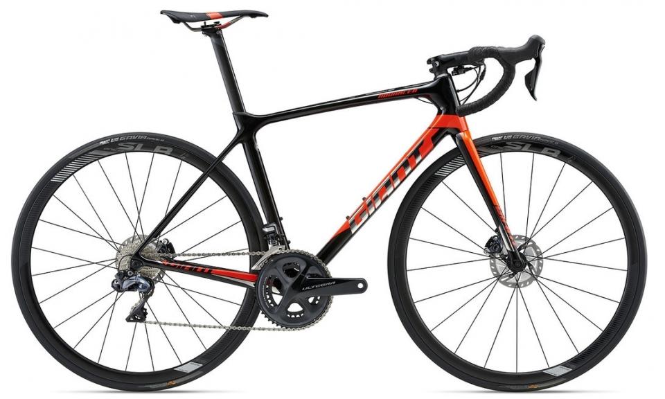Купить Велосипед Giant TCR Advanced Pro 0 Disc 2018