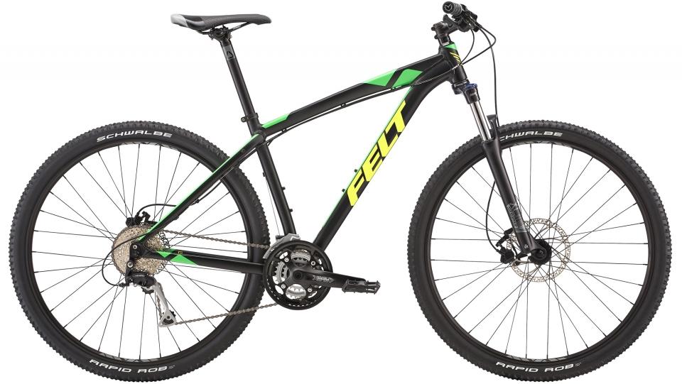 Купить Велосипед Felt Nine 70 2017