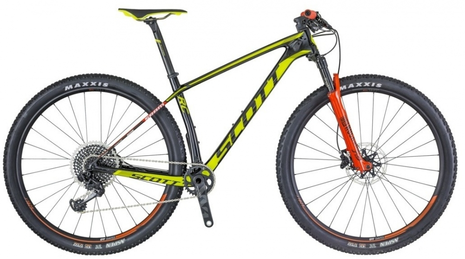Купить Велосипед Scott Scale RC 900 World Cup 2018