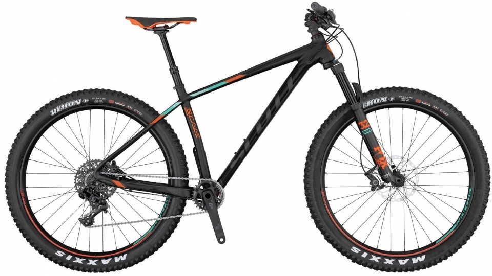 Купить Велосипед Scott Scale 710 Plus 2017