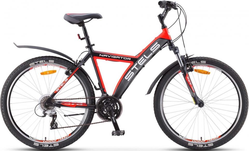 Велосипед Stels Navigator 570 V 26 2016  - купить со скидкой