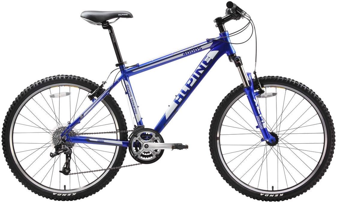 Alpine Bike 4000S Luxury (0)