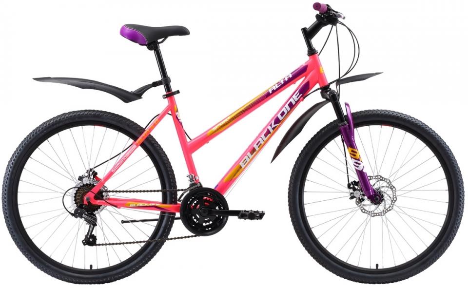Купить Велосипед Black One Alta 26 D 2018