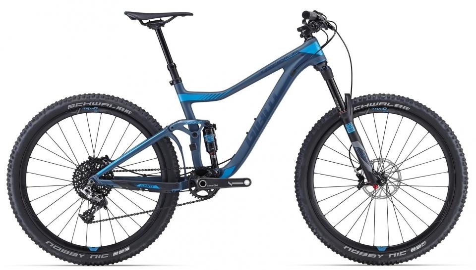 Купить Велосипед Giant Trance Advanced 27.5 0 2016