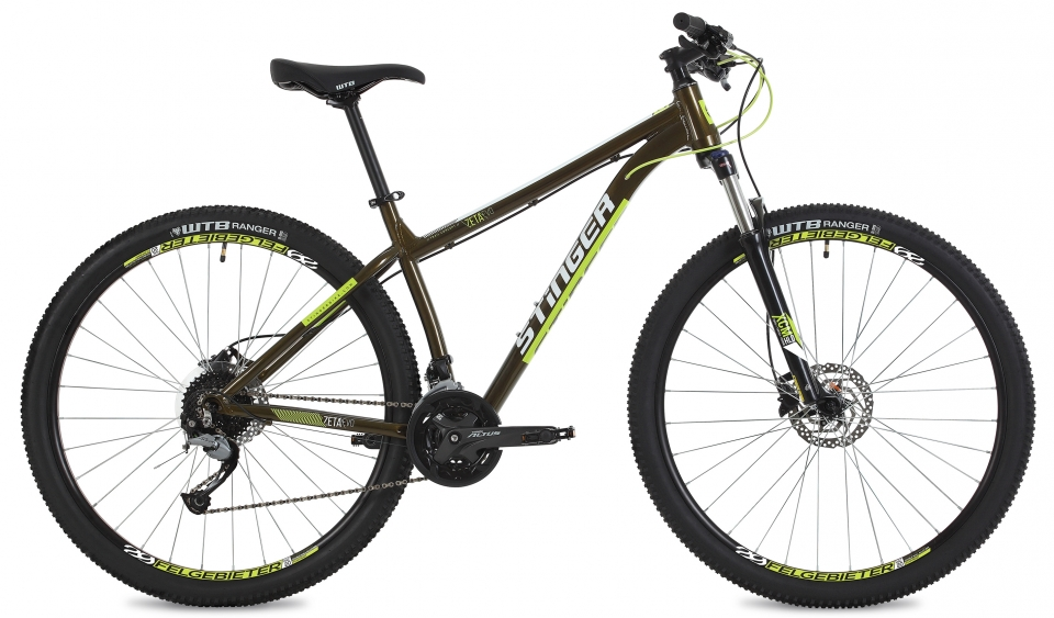 Велосипед Stinger Zeta Evo 2018  - купить со скидкой