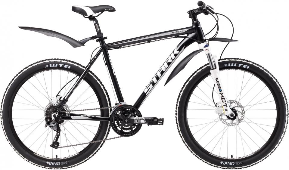 Купить Велосипед STARK Tactic 26.5 HD 2017