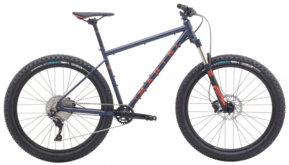 Купить Велосипед Marin Pine Mountain 1 27.5+ 2018
