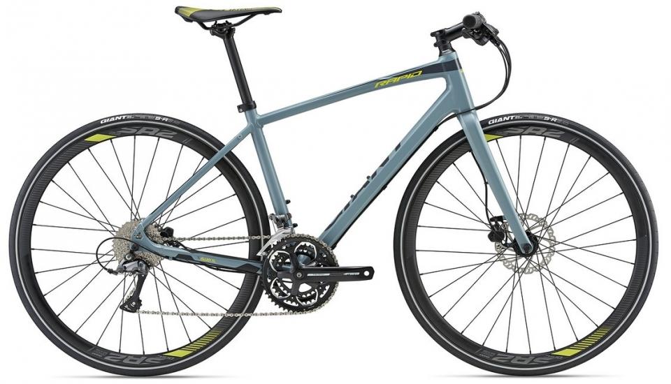 Купить Велосипед Giant Rapid 3 2018